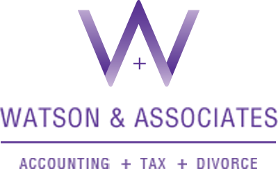Watson & Associates | Accounting + Tax + Divorce
